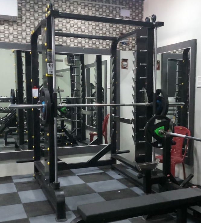 3D Counter Weight Smith Machine