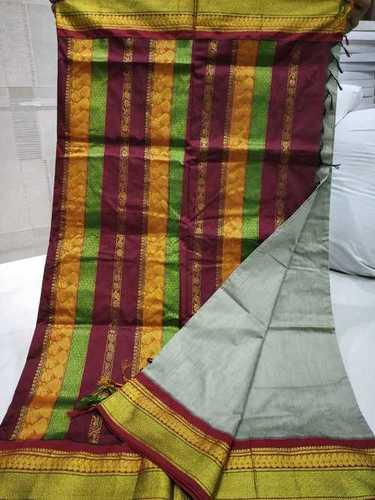 Ladies Kalyani Cotton Saree