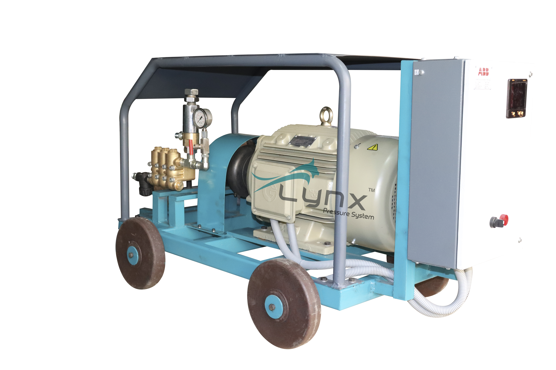 Ultra High Pressure Hydro Blaster