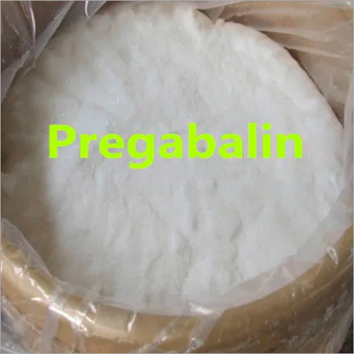 99% Pure Pregabalin Powder