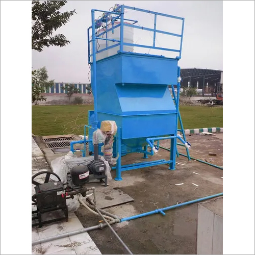 Grey Water Effluent Treatment Plant