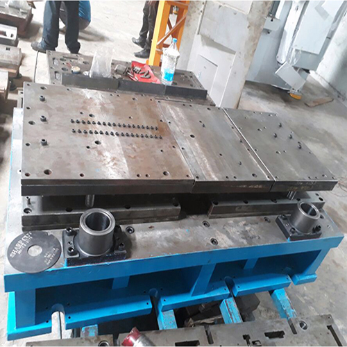Prograssive Die Assembly