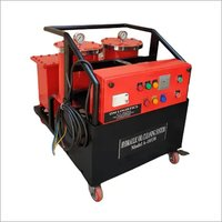 Centrifuge Oil Cleaning Machine