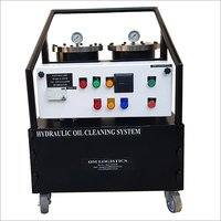 Gear Oil Cleaning System