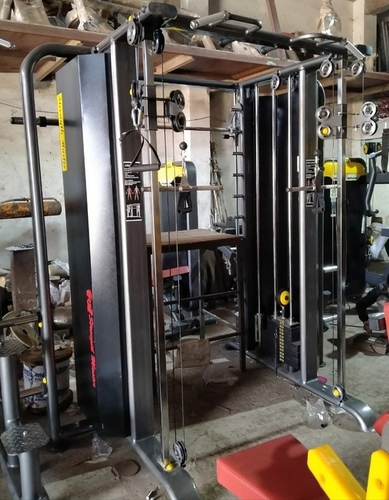 Functional Trainer With Smith Machine