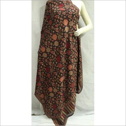 Elegant kani black shawl