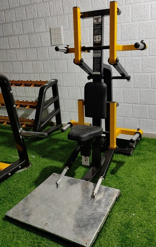 Lateral Raise Hammer Machine