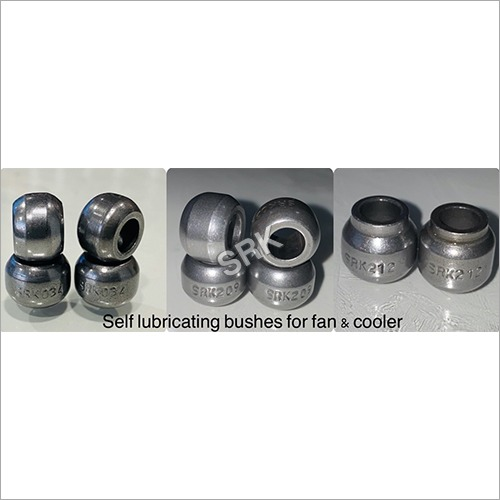 Self Lubricating Bushes for Fan & Cooler