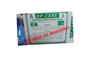 HP-CARE DISPOSABLE STERILE SPECIAL HIV KIT
