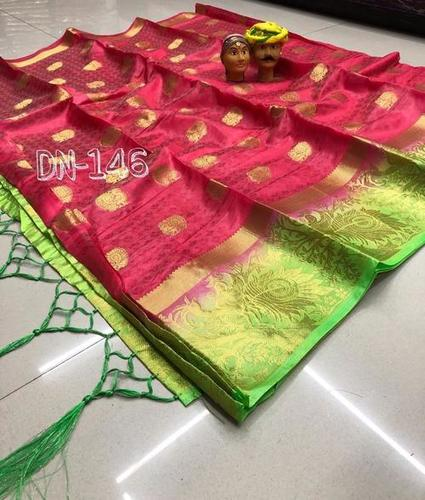 Lordly Kanjivaram Saree