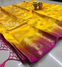 Lordly Kanjivaram Saree