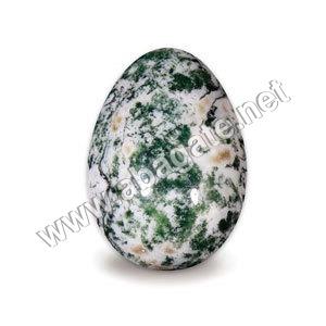 Moss Agate Yoni Eggs