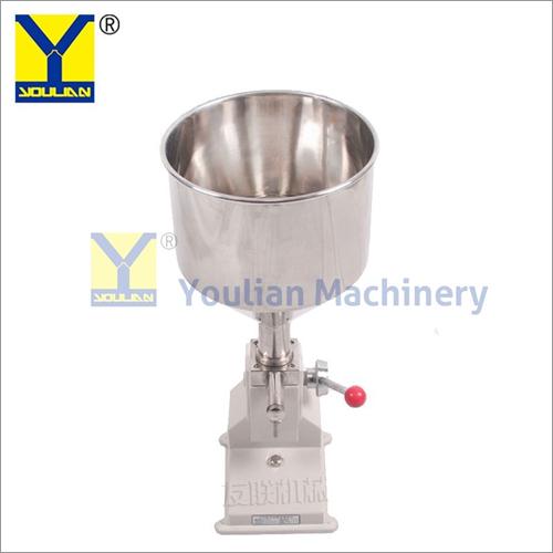 5-50ML Manual Liquid Shampoo Filling Machine