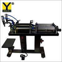 Semi-Automatic Double Liquid Filling Machine