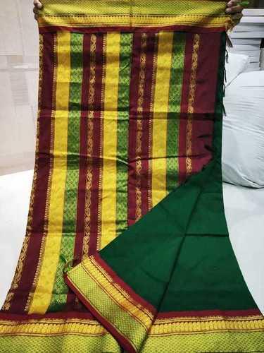 Casual Cotton Saree