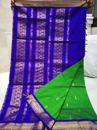 Poly Cotton Saree