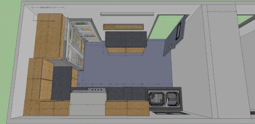 Kitchen & Pantry container