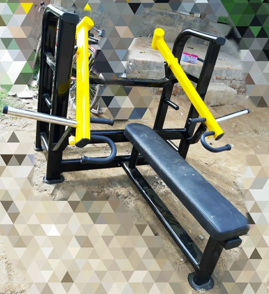 Olympic Flat Bench Hammer