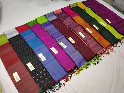 Pure Silk Dopion Silk Saree