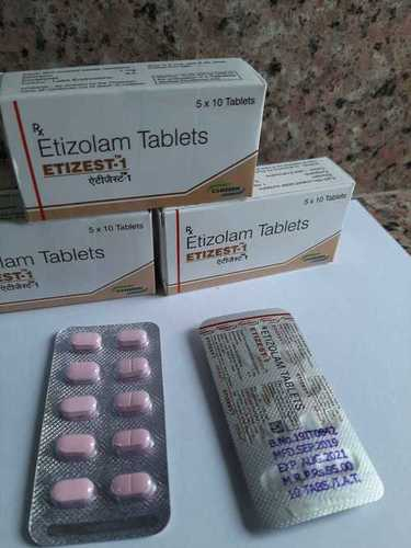Etizest 1 Mg Tablets