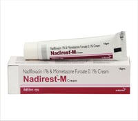 NADIFLOXACIN  CREAM WITH MOMETASONE