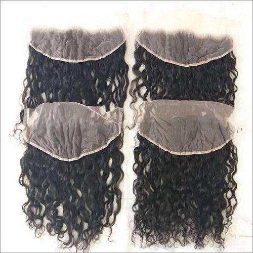 Brazilian Virgin Deep Wavy Human Hair Lace Frontal