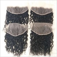 Brazilian Virgin Deep Wavy Human Hair Lace Frontal