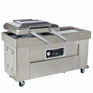 Double chamber Vacuum Machine