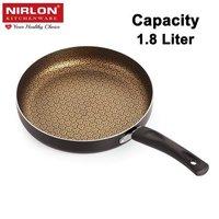 Nirlon Majesty Non-Stick Aluminium Pots