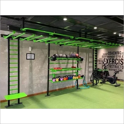 Cross Fit Gym Equipment