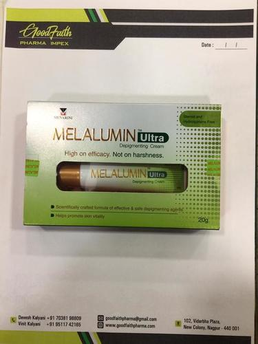 Melalumin Ultra Cream