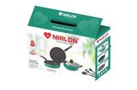 Nirlon Greenchef Granite Cookware Combo Gift Set