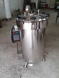 Double Walled Autoclave