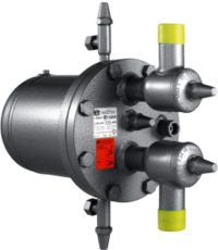 Ammonia System High Side Float Regulators