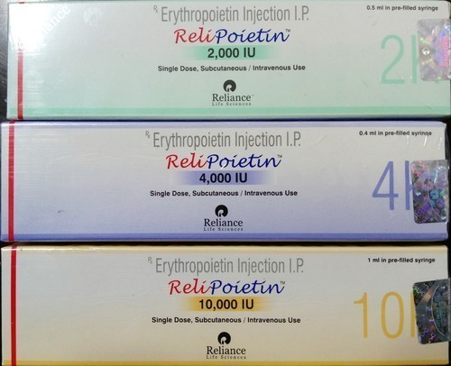 Relipoietin Injection