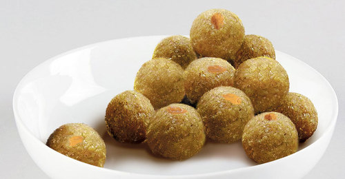 Palm Jaggery Rava Laddu