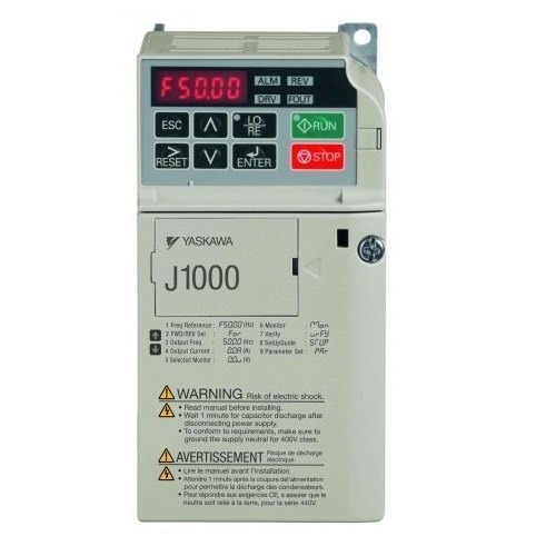 Yaskawa J1000 VFD AC Drives