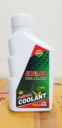 Excel Antifreeze Coolant
