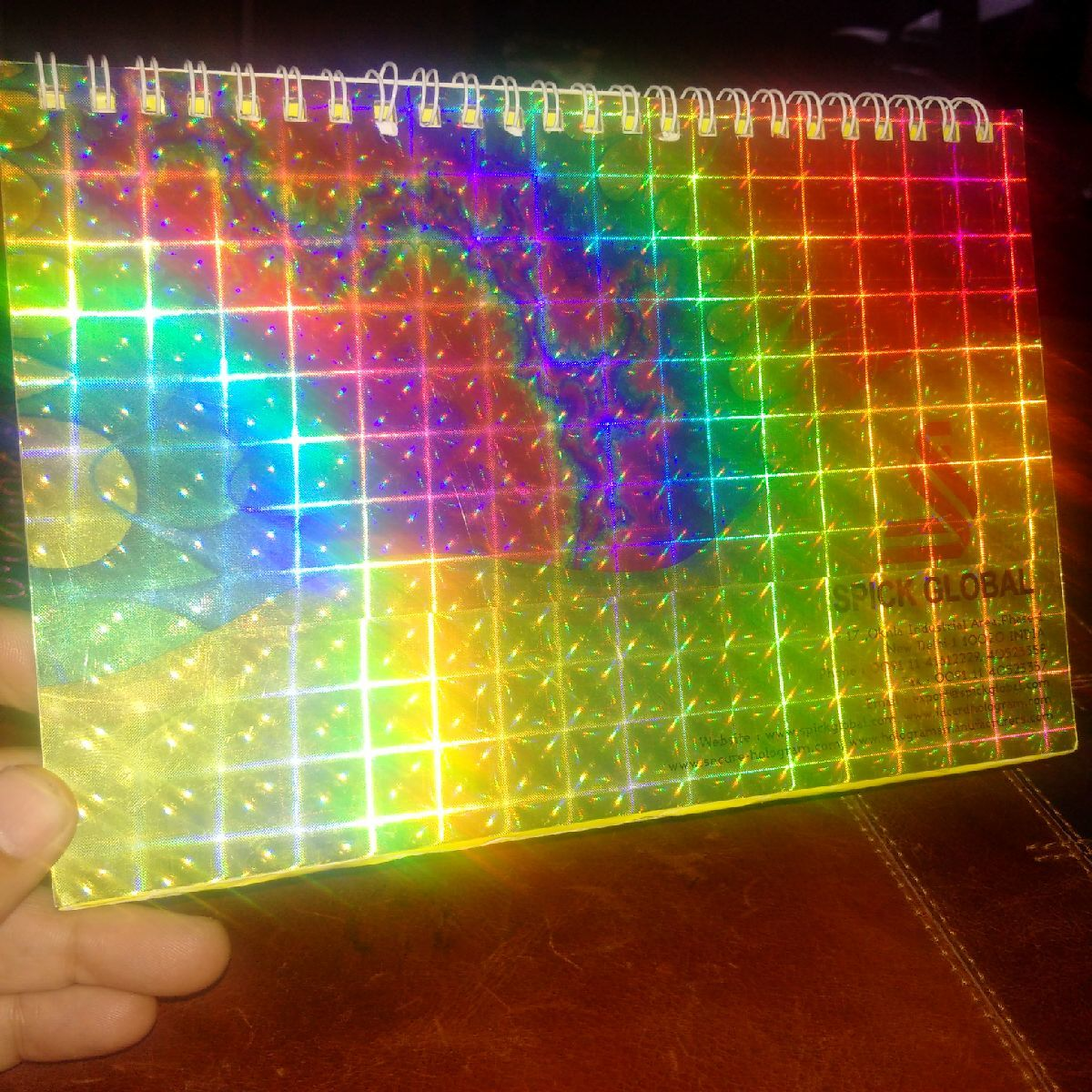 Hologram Lamination Printable Films