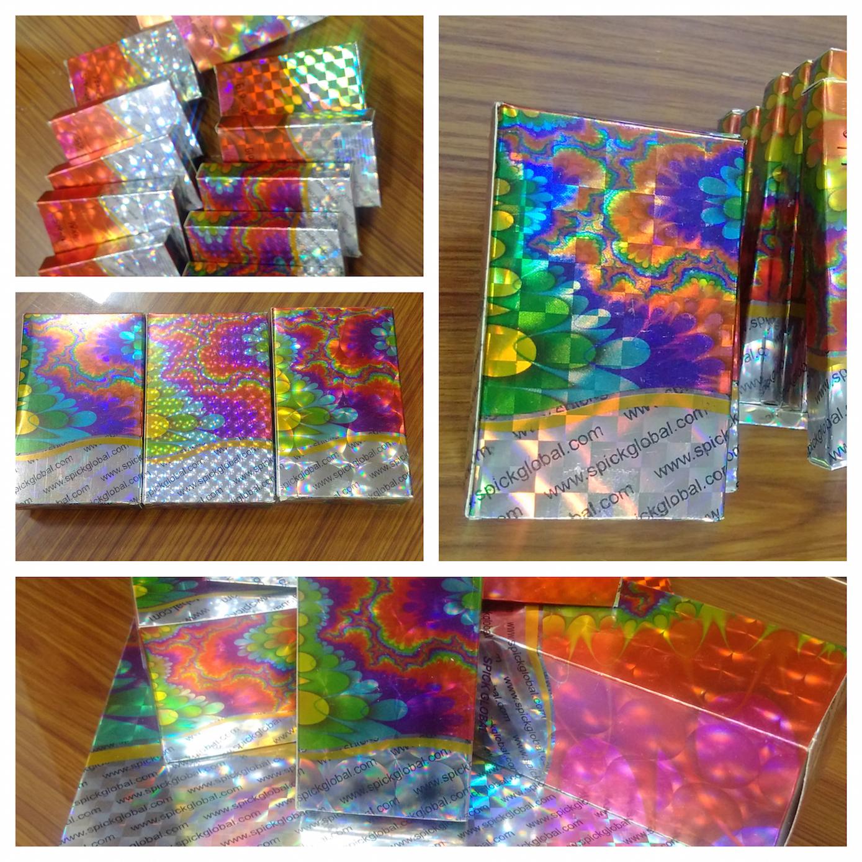 Hologram Lamination Printable Films