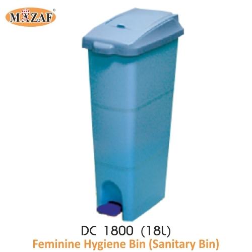 DC 1800 Feminine Hygiene Bin