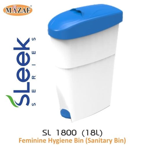 SL-1800 Feminine Hygiene Bin