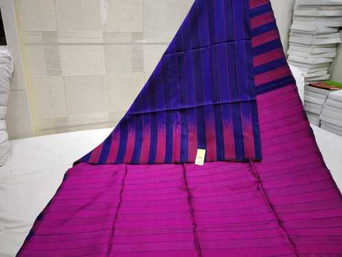 Pure Kanchipuram Dye Saree