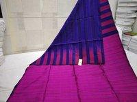 Pure Kanchipuram Dye Saree