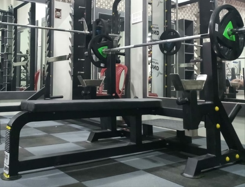Special Adjustable Olympic Bench