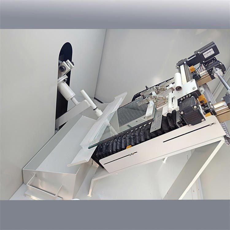 Pummel Test Equipment for Laminated Glass Pummel Test Device