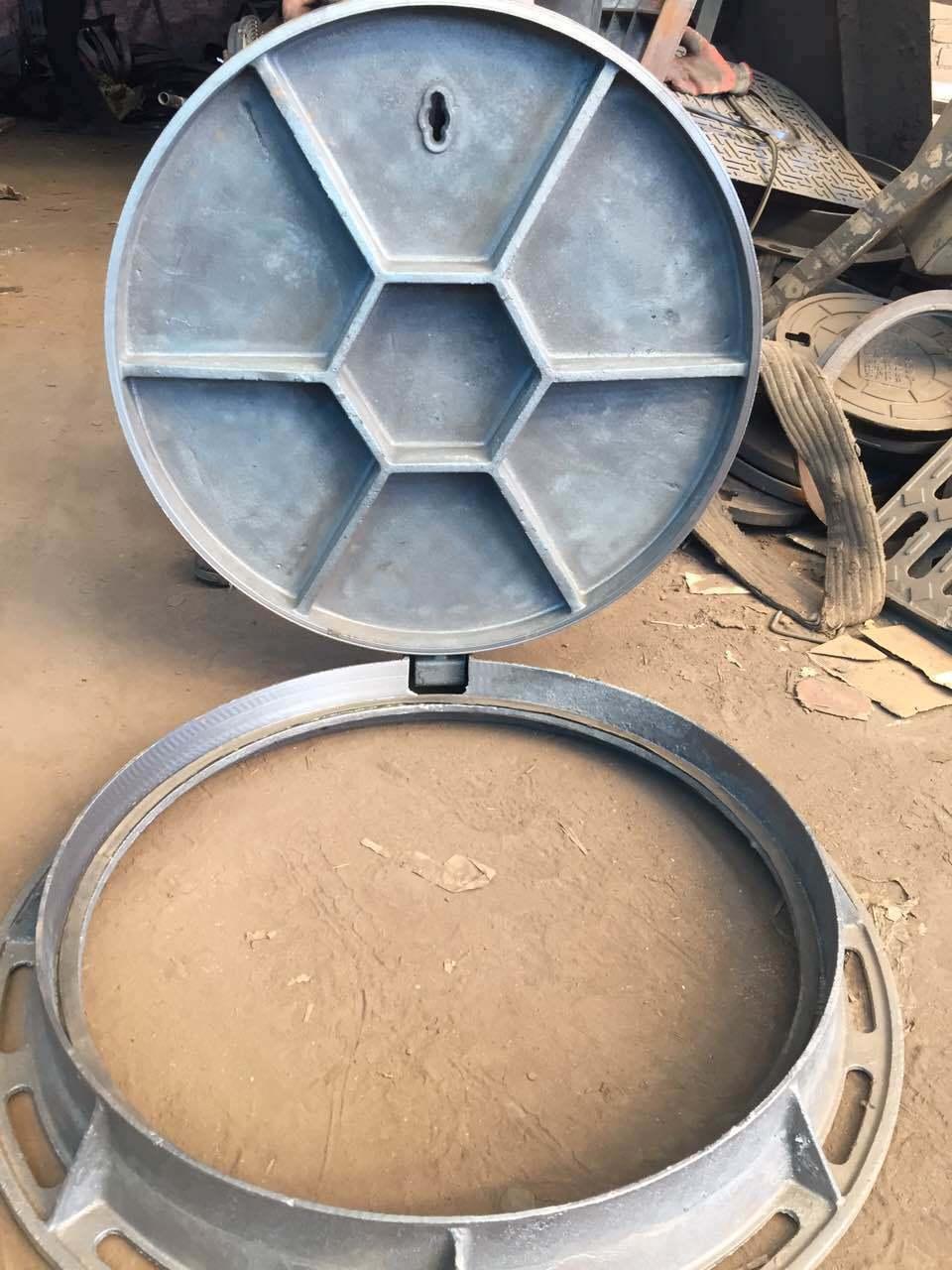 cast iron manhole covers
