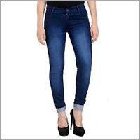 Ladies Straight Jeans