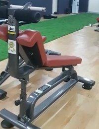 Adjustable Abdominal Bench