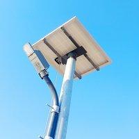 18 Watt Led Solar Street Light